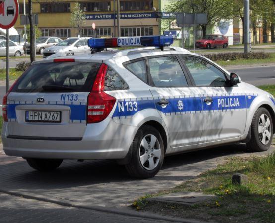 Policja Bielsko-Biała: Potrącenie motorowerzysty