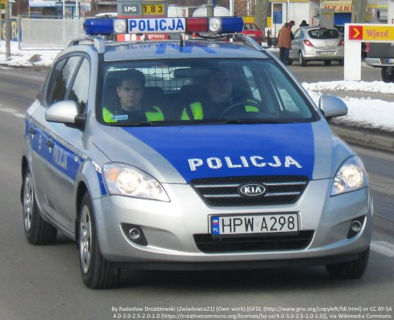 Policja Bielsko-Biała: Uciekał przed policyjnym pościgiem torami kolejowymi