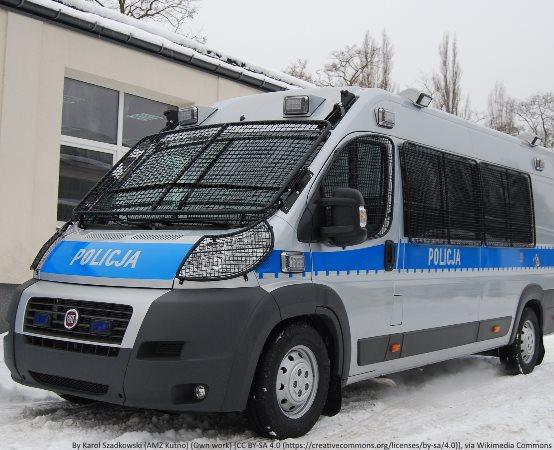 Policja Bielsko-Biała: Policjanci zwalczają przestępczy proceder nielegalnego przewożenia i składowania niebezpiecznych odpadów