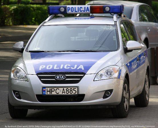 Policja Bielsko-Biała: Pseudokibic zatrzymany za napad na salon gier i handel narkotykami