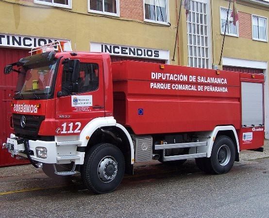 KMPSP Bielsko-Biała: Pożar w Hecznarowicach